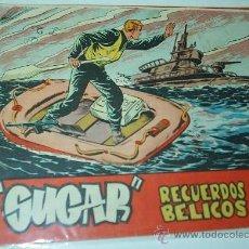 Tebeos: SUGAR Nº RECUERDOS BELICOS Nº 5 - 1964 - 15X21 - ORIGINAL. Lote 38991664