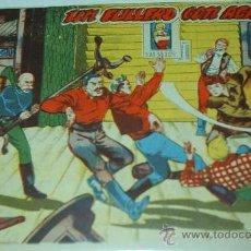 Tebeos: UN FULLERO CON AGALLAS -DAVY CROCKETT Nº 8 - EDIT. BERNABEU - ORIGINAL 1964. Lote 39111987