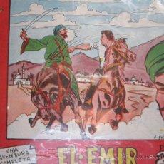 BDs: HEROES EN ACCION Nº 4 - BERNABEU 1965. Lote 42703478