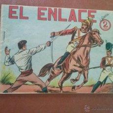 Tebeos: EL ENLACE Nº 6 - BERNABEU , MONOGRAFICOS -TA. Lote 52995395