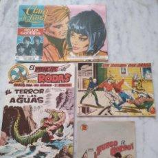 Tebeos: LOTE DE 4 COMICS VARIADOS. . Lote 96248683