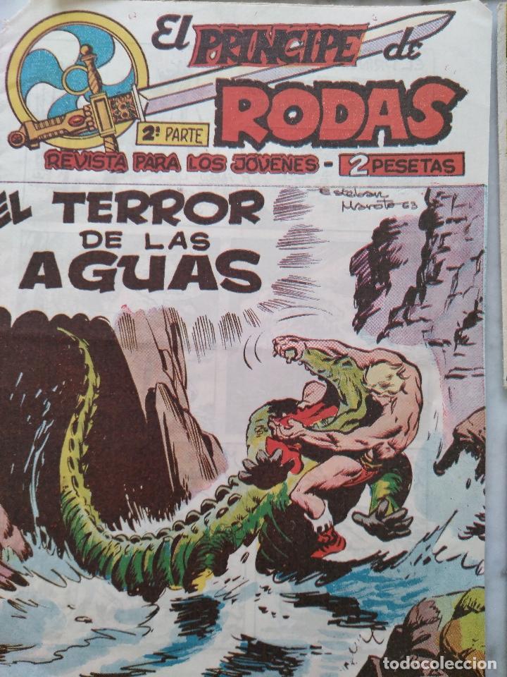 Tebeos: LOTE DE 4 COMICS VARIADOS. - Foto 3 - 96248683