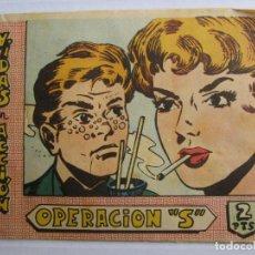 Tebeos: VIDAS EN ACCION, OPERACION S , BERNABEU 1964. Lote 122963391
