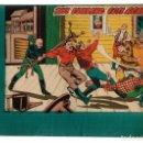 Tebeos: DAVY CROCKETT. Nº 8 UN FULLERO CON AGALLAS DISTRIBUIDORA BERNABEU 1964. Lote 132929042