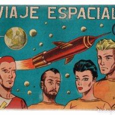 Tebeos: MONOGRAFICOS Nº 5 VIAJE ESPACIAL DISTRIBUIDORA BERNABEU 1964. Lote 132929306