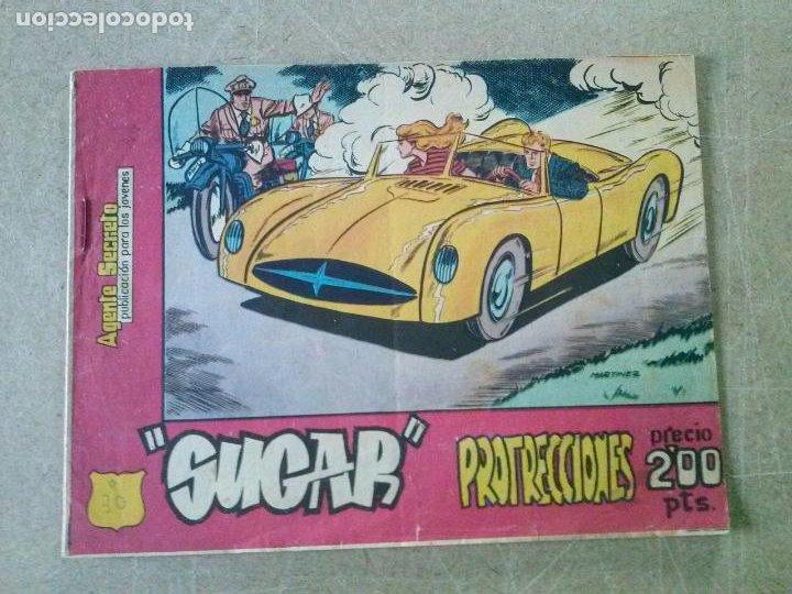 SUGAR Nº 30- BERNABEU -T (Tebeos y Comics - Bernabeu)