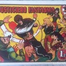 Tebeos: EL JUSTICIERO FANTASMA Nº 1 - FASCIMIL - ED. BRUGUERA. Lote 200257518
