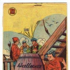 Giornalini: EL PEQUEÑO GRUMETE Nº 8 - BALLENAS Y DELFINES (BERNABEU 1964) 17 X 12 CM - 12 PÁGS. Lote 283348993