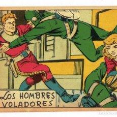 Tebeos: CARAMELOS HISTORIETA Nº 29 - LOS HOMBRES VOLADORES (BERNABEU 1965) 18 X 14 CM. - 12 PÁGS.. Lote 283349143