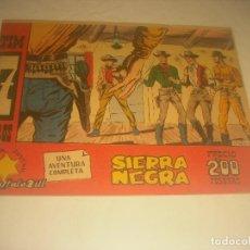 Tebeos: TIM 7 TIROS, SIERRA NEGRA.. Lote 286621653