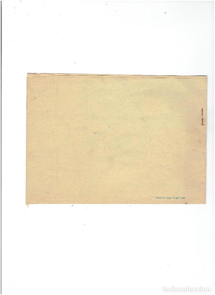 Tebeos: Archivo * RUMBO A LAS ESTRELLAS * Nº 16 ORIGINAL * ED. BERNABEU 1964 * - Foto 2 - 286897458