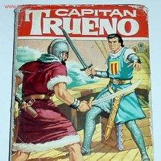 Tebeos: CAPITAN TRUENO - LOS PIRATAS ARGELINOS - 1967. Lote 13638935