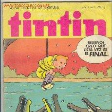 Tebeos: TINTIN. Lote 26445723
