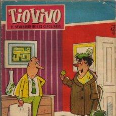 Tebeos: TIOVIVO Nº 91. Lote 3163152