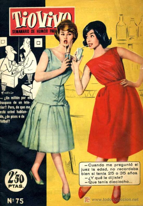 TIO VIVO (CRISOL) NÚM. 48 (1958) (Tebeos y Comics - Bruguera - Tio Vivo)