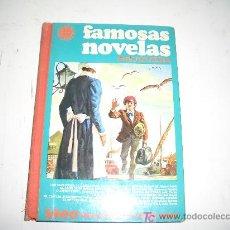 Tebeos: FFAMOSAS NOVELAS BRUGUERA. Lote 3389967