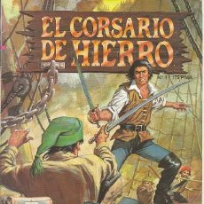 Tebeos: CORSARIO DE HIERRO Nº 1. Lote 25675033