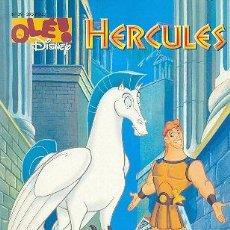 Tebeos: OLE! DISNEY Nº 39. HERCULES.... Lote 157357630