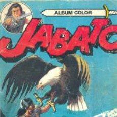 Tebeos: JABATO PERSEGUIDOS ÁLBUM COLOR Nº 3 (BRUGUERA 1.980). Lote 16502823