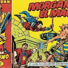 Tebeos: 'EL CAPITÁN TRUENO'. Nº 12. EDITORIAL BRUGUERA. COLECCIÓN DAN. 1,25 PTAS.. Lote 16736514