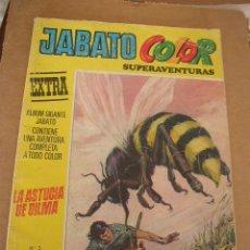 Tebeos: JABATO COLOR, SUPERAVENTURAS-EXTRA- ALBUM GIGANTE-Nº 5.- 3ª. ÉPOCA-EDT. BRUGUERA-. Lote 22149899