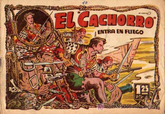 EL CACHORRO Nº 92 (Tebeos y Comics - Bruguera - El Cachorro)