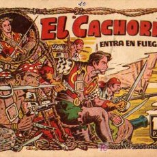 Tebeos: EL CACHORRO Nº 92. Lote 4314751