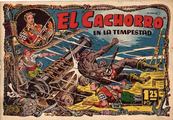 EL CACHORRO Nº 94 (Tebeos y Comics - Bruguera - El Cachorro)