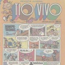 Tebeos: TIO VIVO (Nº 983, DE ENERO DE 1980). Lote 4335076