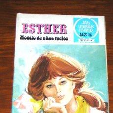 Tebeos: TEBEO ESTHER Nº. 34. 1ª EDICION. Lote 12311699