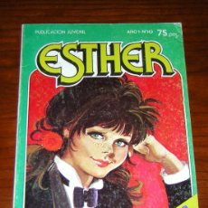 Tebeos: TEBEO ESTHER POCKET Nº. 10.. Lote 12311674