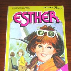Tebeos: TEBEO ESTHER POCKET Nº. 14.. Lote 12311668
