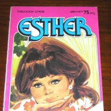 Tebeos: TEBEO ESTHER POCKET Nº. 19. Lote 12311675