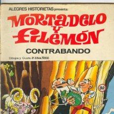 Tebeos: MORTADELO Y FILEMON 1983. Lote 114764558