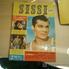 Tebeos: SISSI Nº 62.TONY CURTIS. Lote 4827106