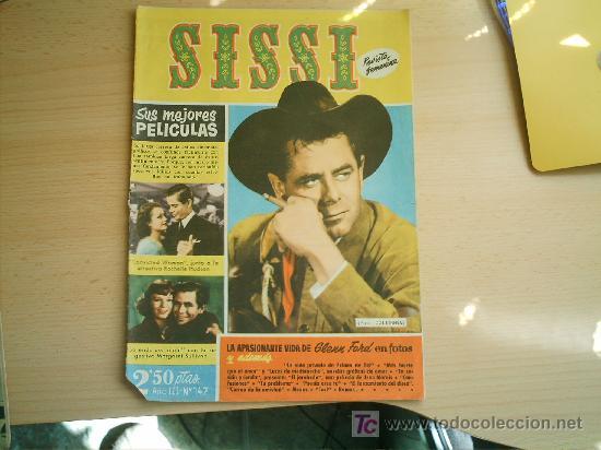 SISSI Nº 147. GLENN FORD (Tebeos y Comics - Bruguera - Sissi)