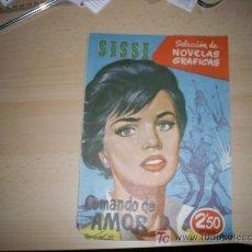 Tebeos: SISSI SELECCION DE NOVELAS GRAFICAS. Nº 52. Lote 4832377
