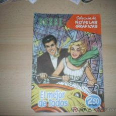 Tebeos: SISSI SELECCION DE NOVELAS GRAFICAS. Nº 86. Lote 4832394