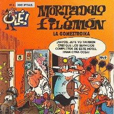 Tebeos: MORTADELO Y FILEMÓN Nº8 AÑO 1993. Lote 27066949