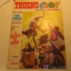 Tebeos: TRUENO COLOR NUM 102 SEGUNDA EPOCA.. Lote 27406413