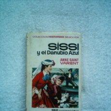 Tebeos: SISSI Y EL DANUBIO AZUL. HISTORIAS SELECCION 5ªEDICION BRUGUERA 1973.DIBUJOS MARCELO GUILLAMON. Lote 5015029