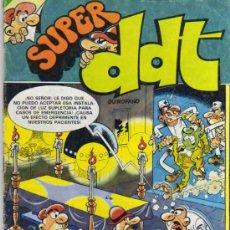 Tebeos: SUPER DDT - AGOSTO 1983 . Lote 5334651