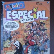 Tebeos: MORTADELO ESPECIAL GLUPS--1986. Lote 5280506