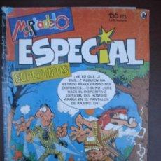 Tebeos: MORTADELO ESPECIAL -SUPERTIPOS--1986. Lote 5280533
