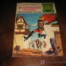 Tebeos: EL CORSARIO NEGRO . Lote 5566413