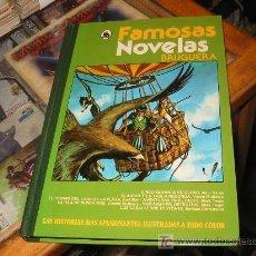 Tebeos: FAMOSAS NOVELAS BRUGUERA N-5,QUINTA EDICION 1986. Lote 13753592