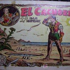 Tebeos: EL CACHORRO ORIGINAL EN LA ISLA DEL HAMBRE Nº 56. Lote 112069348
