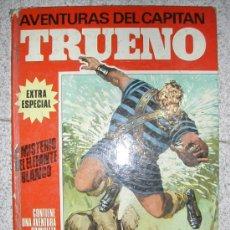 Tebeos: CAPITAN TRUENO EXTRA ESPECIAL TAPAS ROJAS Nº 1. BRUGUERA 1970. Lote 26712852