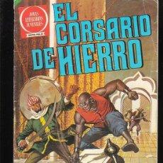 Tebeos: EL CORSARIO DE HIERRO - Nº 4 - JOYAS LITERARIAS JUVENILES. Lote 6161458