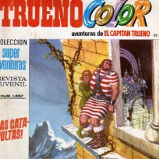 Tebeos: TRUENO COLOR SEGUNDA EPOCA Nº 85. Lote 6177470